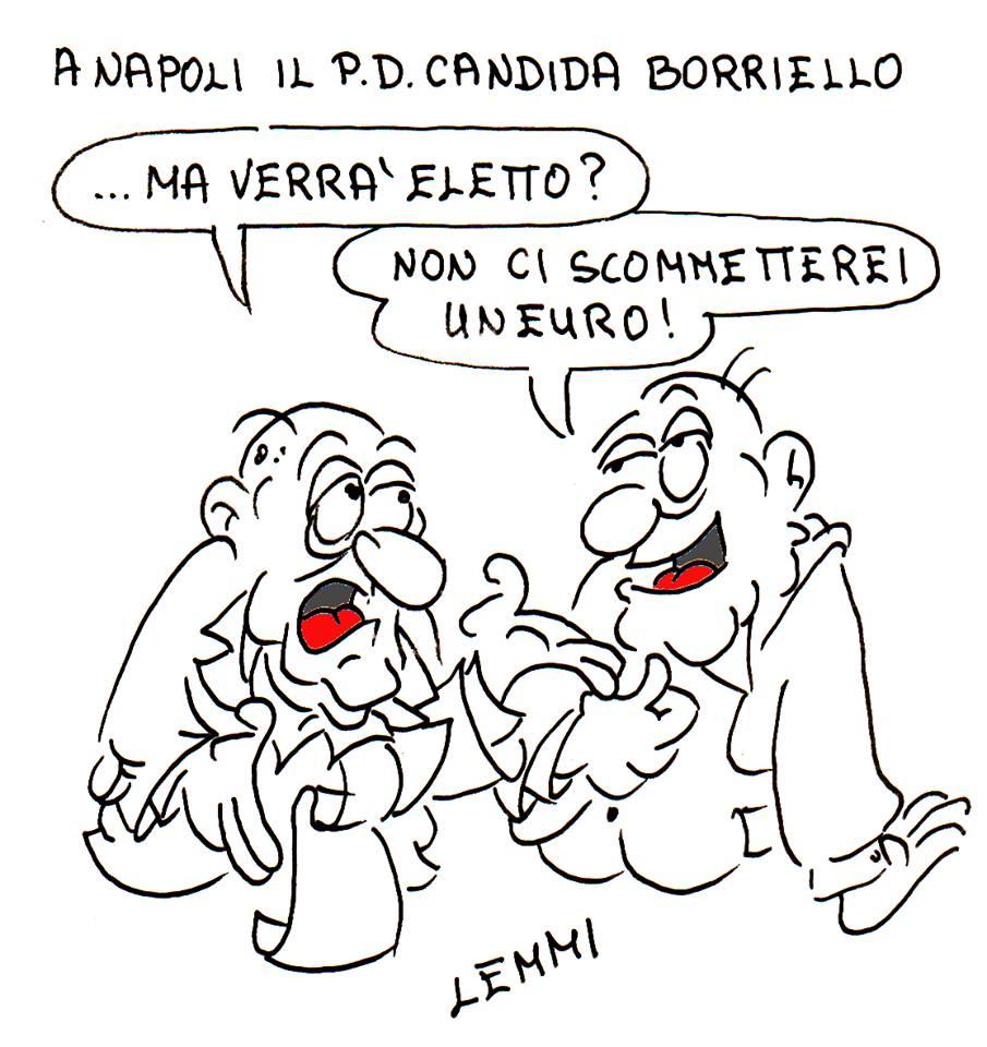 Amministrative Napoli