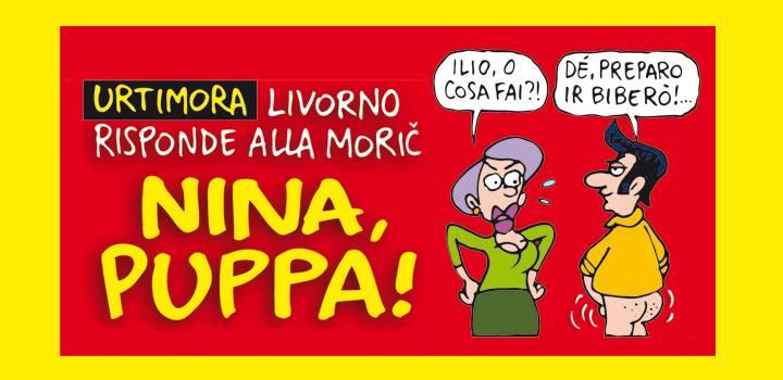 NINA, PUPPA!
