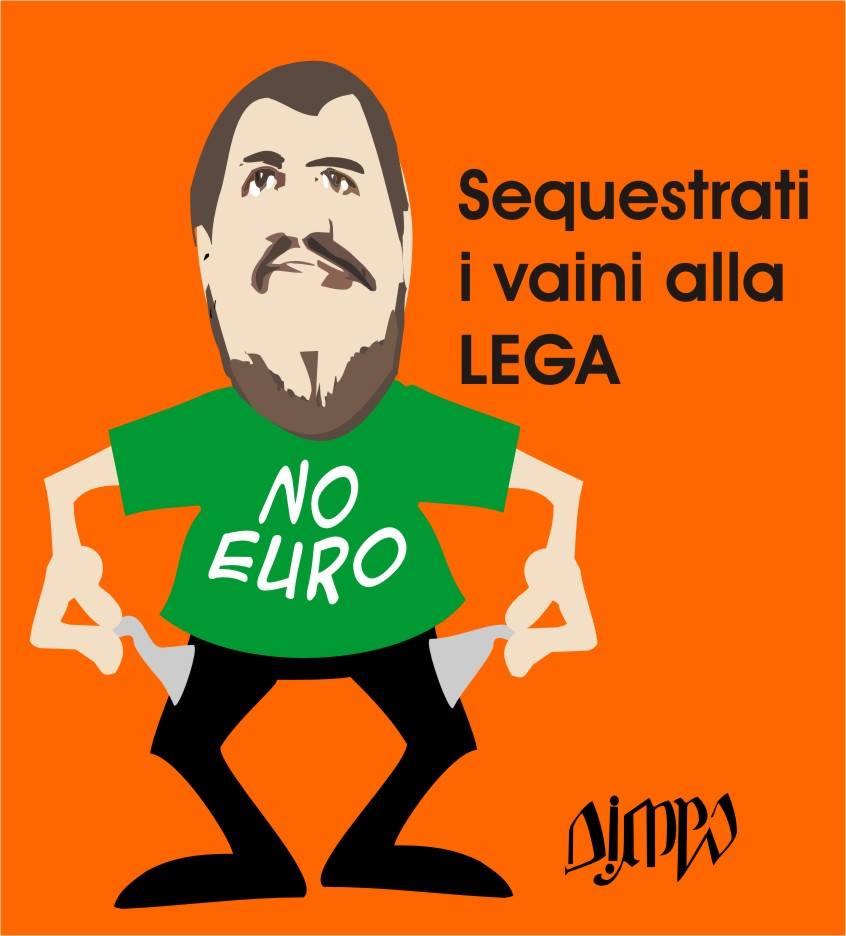 Una vignetta di Mario Dimporzano