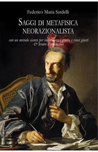 Saggi di metafisica neorazionalista