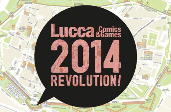 Vi aspettiamo a Lucca Comics!