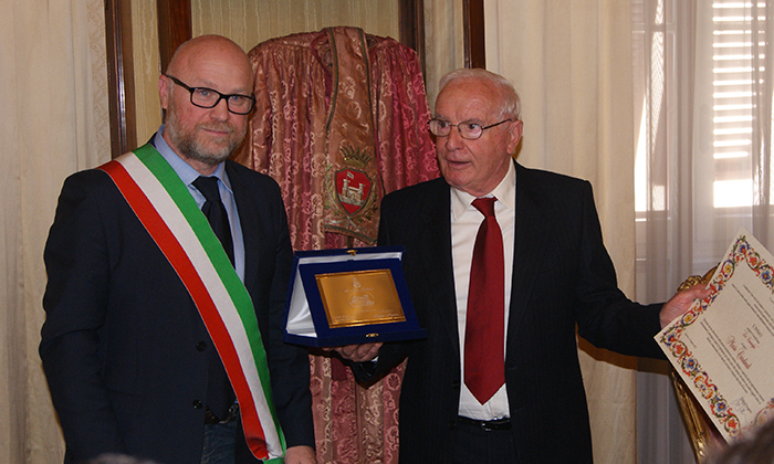 La Canaviglia a Mario Cardinali