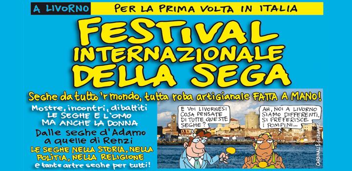 FESTIVAL INTERNAZIONALE <br/>DELLA SEGA