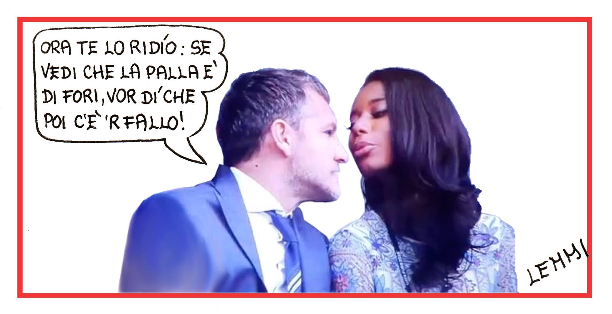 La nuova vignetta di Giuliano Lemmi