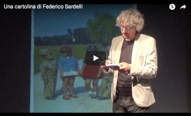 Una cartolina di Federico Sardelli