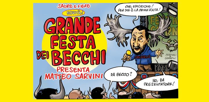 GRANDE FESTA <br/>DEI BECCHI