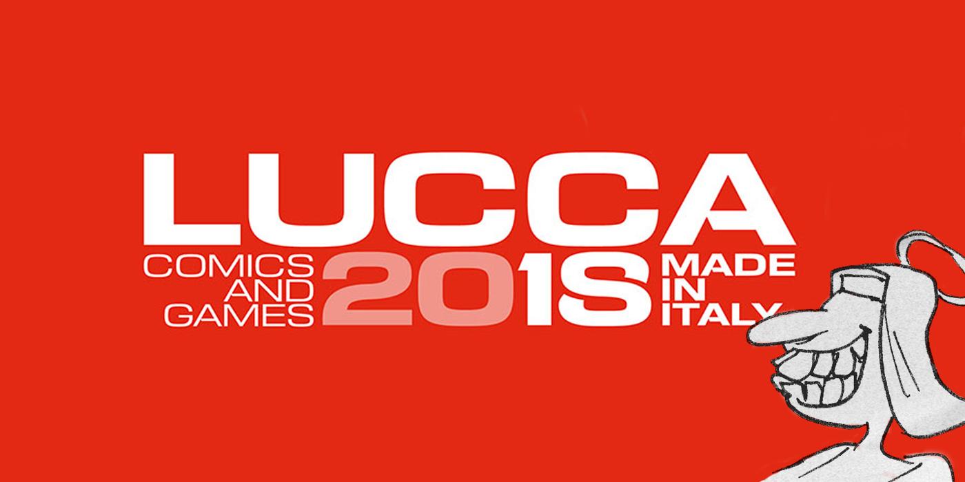 Il Vernacoliere a Lucca Comics 2018