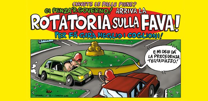 ROTATORIA SULLA FAVA