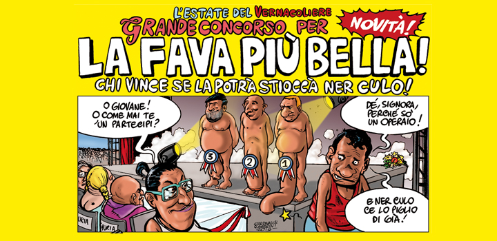 LA FAVA <br/>PIÙ BELLA!
