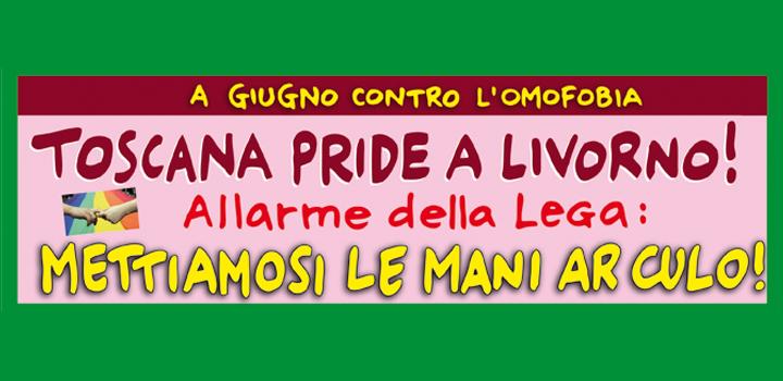 TOSCANA PRIDE <br/>A LIVORNO