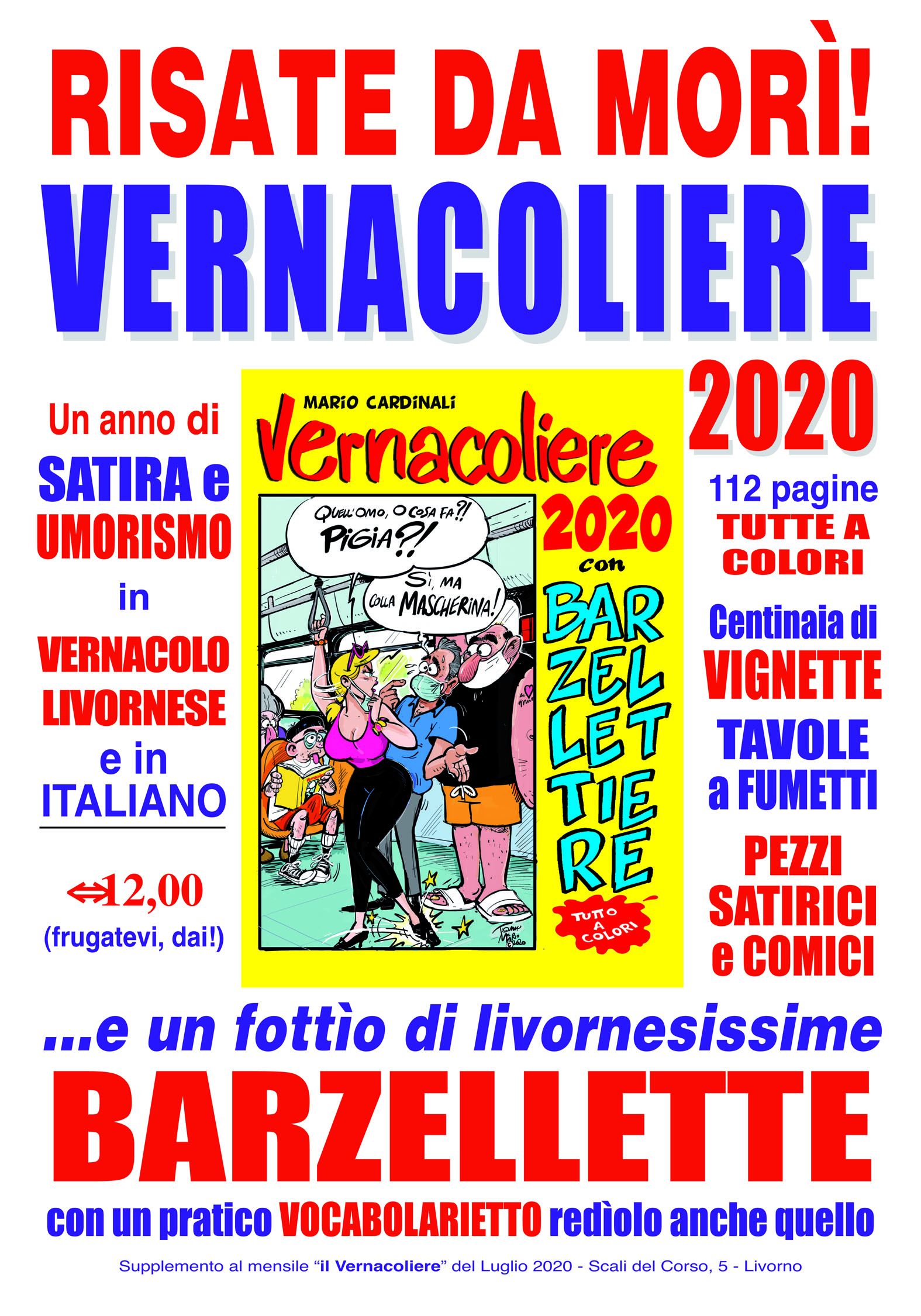 Vernacoliere 2020