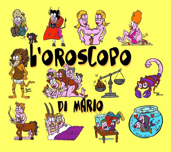 L'Oroscopo di Mario
